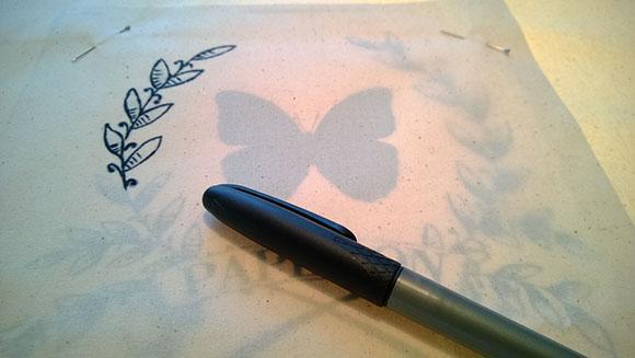 fluture-carioca