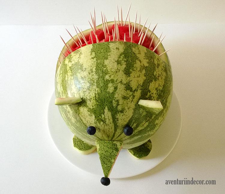 arici-din-pepene