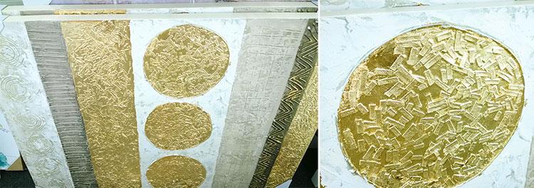 arta-moderna-auriu
