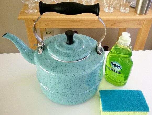 ceainic-burete