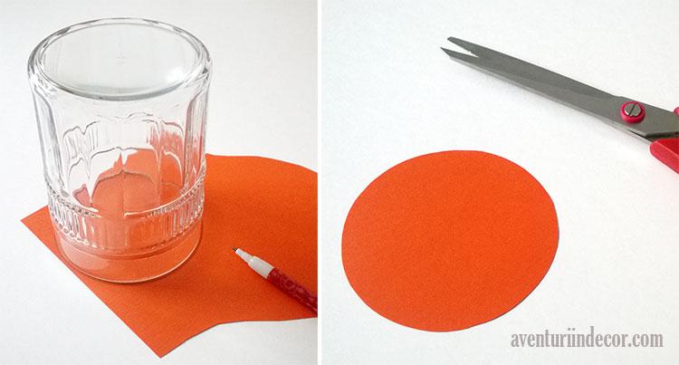 cerc-portocaliu