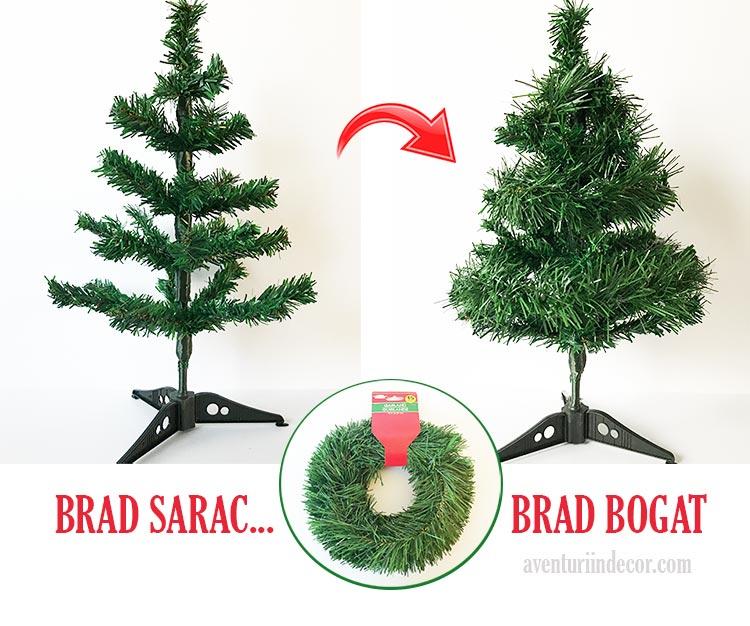 decorat-brad-sarac-brad-bogat