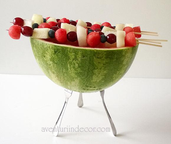gratar-pepene
