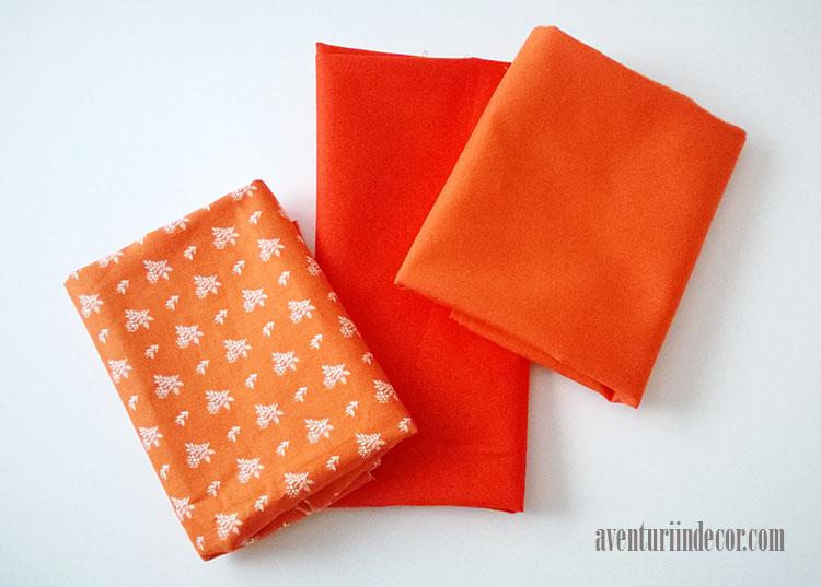 material-textil-portocaliu