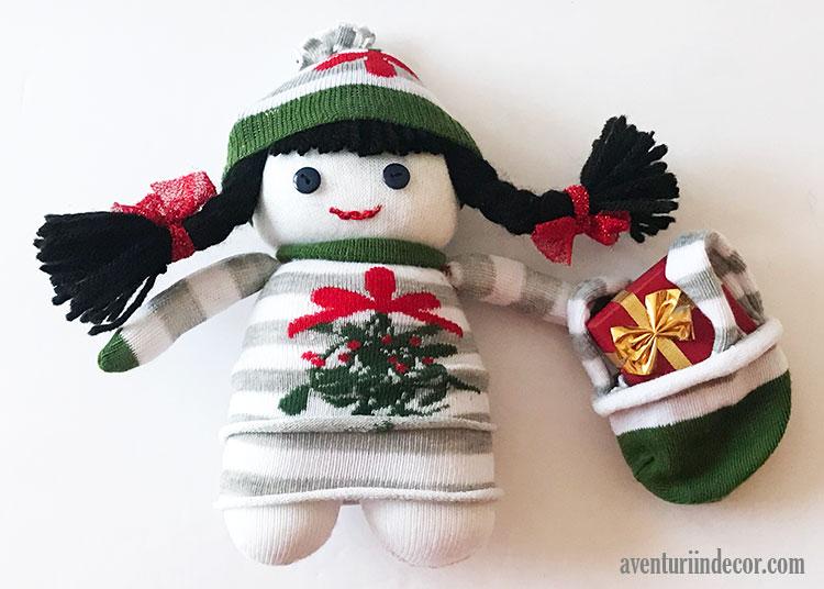papusa-handmade-ciorap
