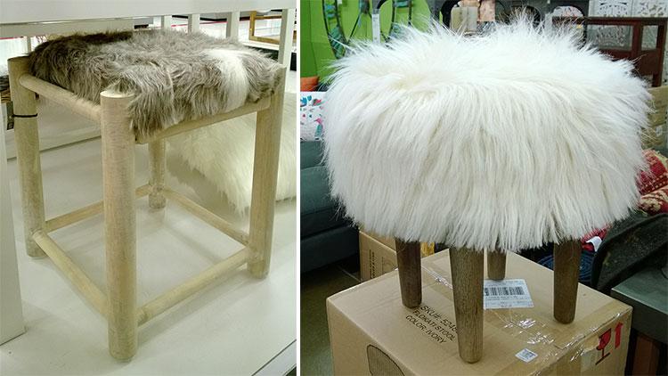 scaune-acoperite-cu-blana